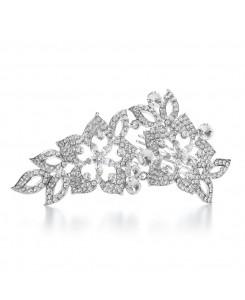 Vintage Crystal Bridal Comb