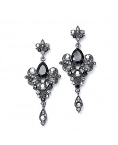 Art Nouveau Cubic Zirconia Wholesale Earrings